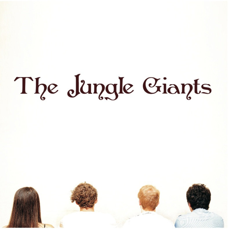 The Jungle Giants - Self Titled EP