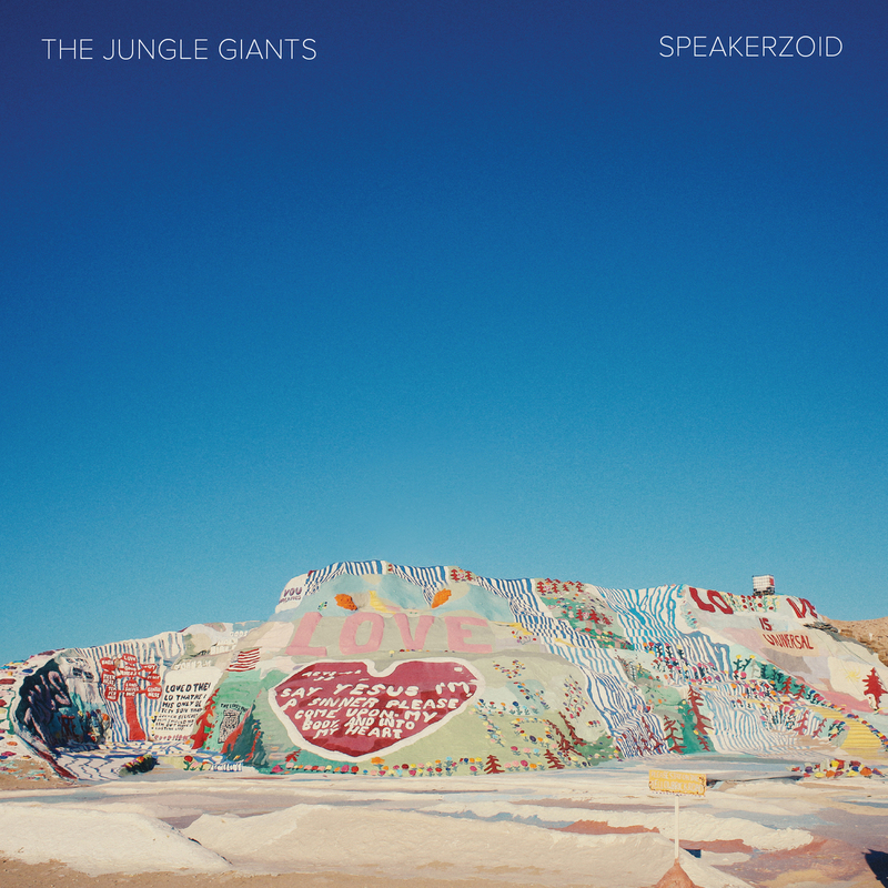 The Jungle Giants - Speakerzoid CD