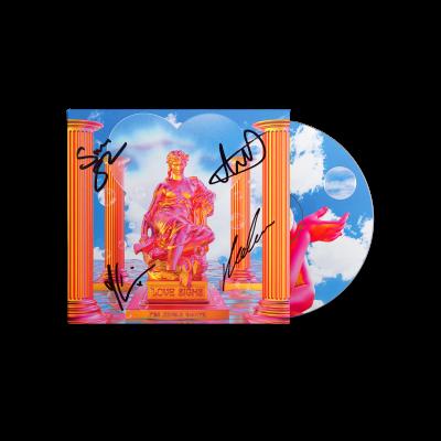 Love Signs LTD Signed CD