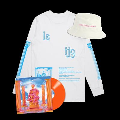 Love Signs Orange Vinyl & Longsleeve Bundle