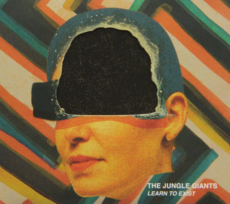 The Jungle Giants - Learn To Exist CD