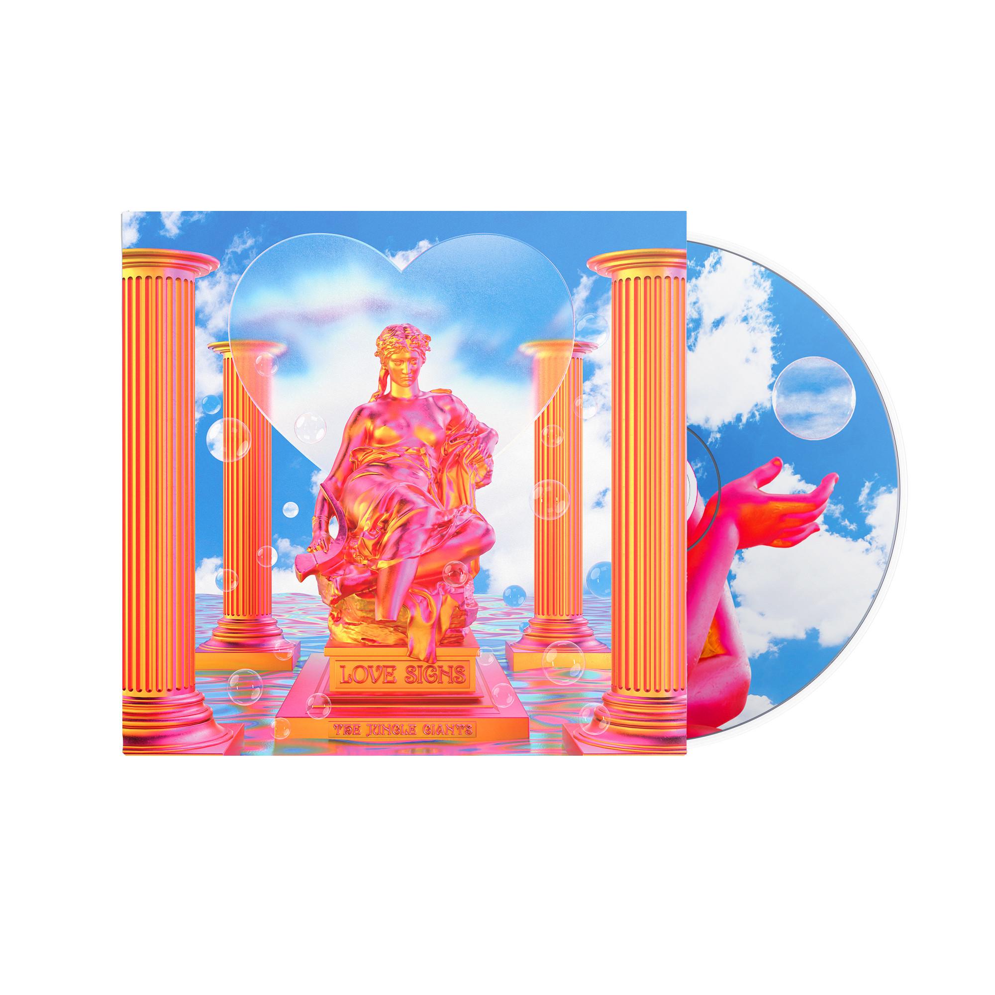 Love Signs CD