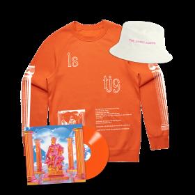 Love Signs Orange Vinyl & Crew Bundle