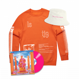 Love Signs Pink Vinyl & Crew Bundle