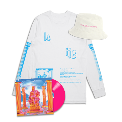 Love Signs Pink Vinyl & Longsleeve Bundle